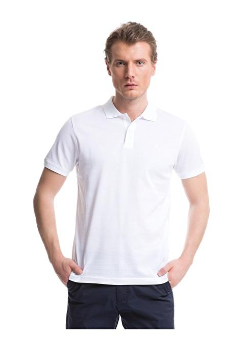 Pierre Cardin Polo Yaka Tişört Beyaz